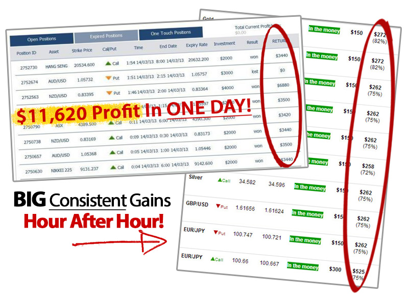 Binary options system pdf